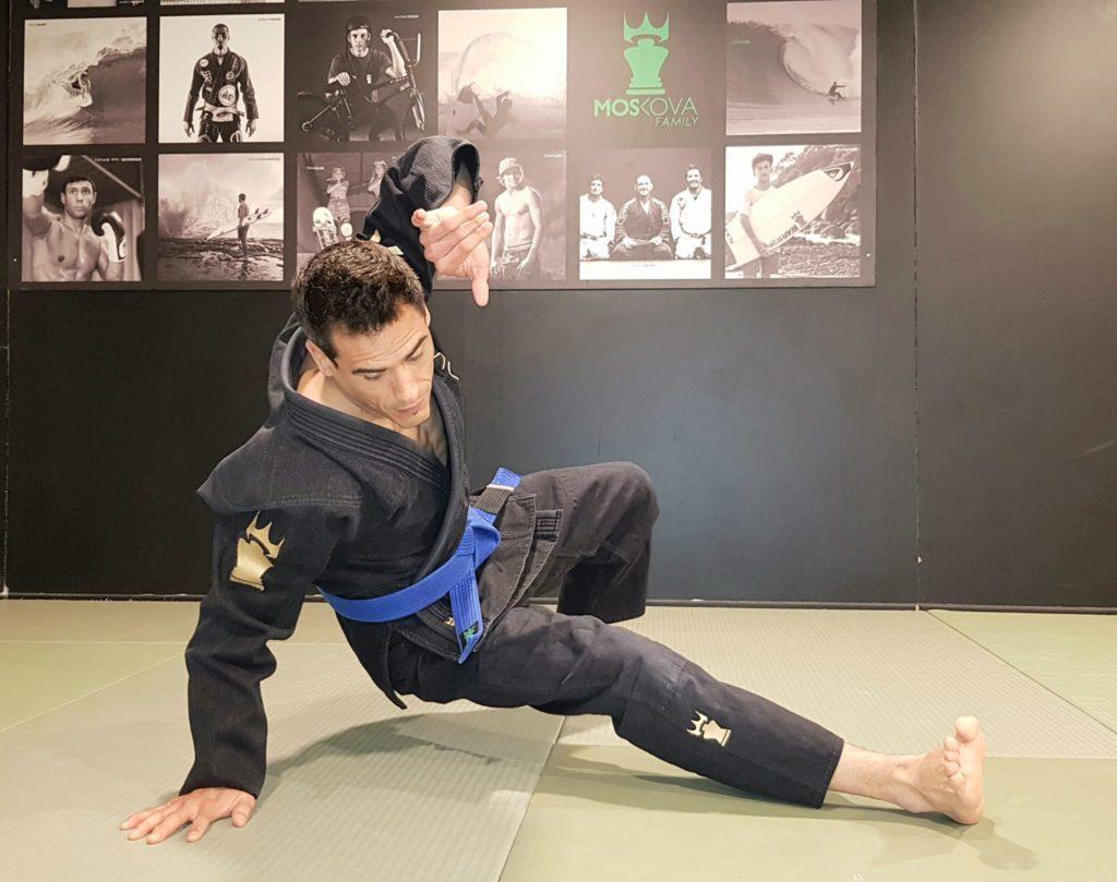 Comment améliorer votre Jiu-Jitsu lorsque votre club est fermé?